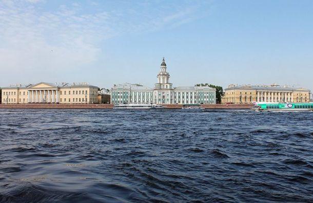 Воздух в Санкт-Петербурге не отравлен ядовитыми веществами
