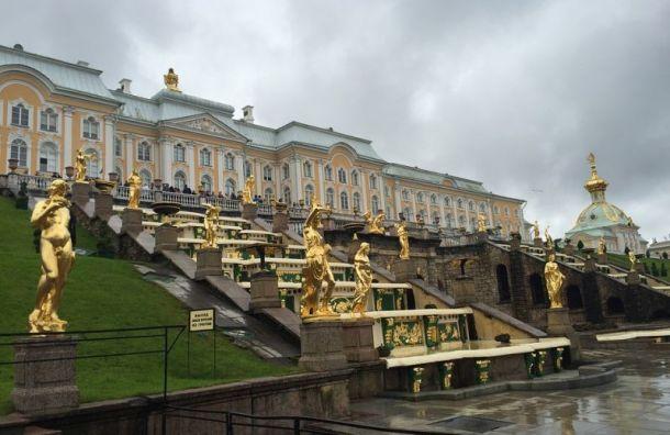 Среда стала самым холодным днем июля за всю историю Санкт-Петербурга