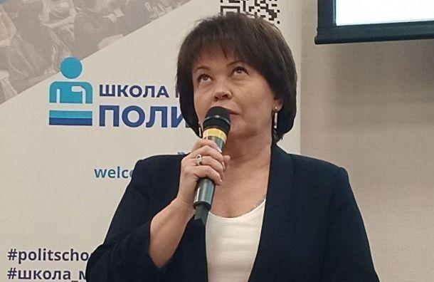 Совершаева будет временным губернатором во время отпуска Беглова