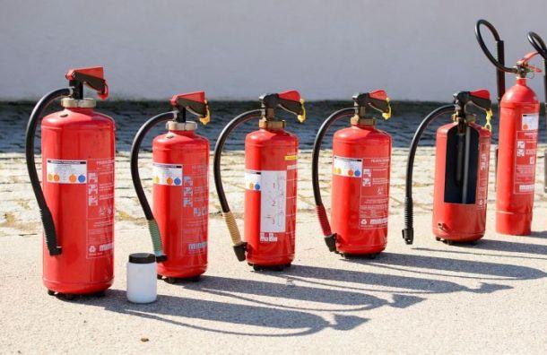 Струя из огнетушителя в лицо ради четырех тысяч руб.