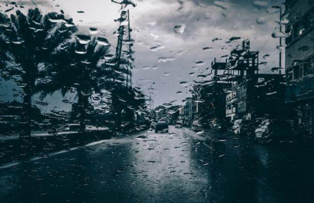 Дожди вернутся в Санкт-Петербург в понедельник