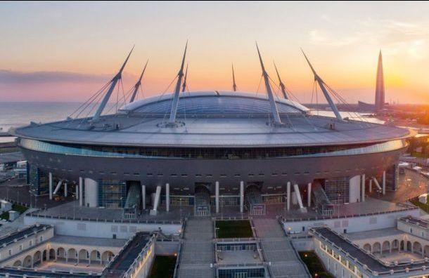 Беглов и Миллер приехали посмотреть матч «Зенит» — «Спартак»