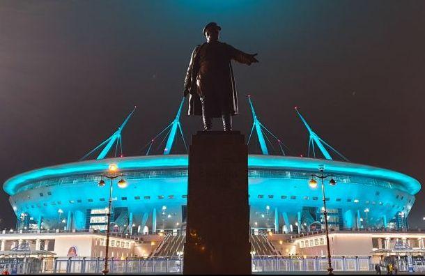 Специалисты UEFA приедут в Санкт-Петербург с финальной инспекцией