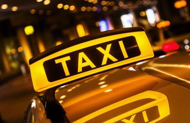 Такси сбило троих подростков на Дунайском