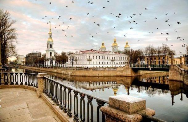 Прогноз погоды в Санкт-Петербурге и Ленобласти на 5 апреля