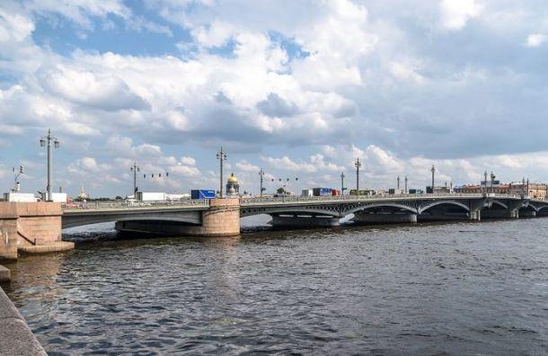 Ночью 10 и 11 декабря в Санкт-Петербурге разведут два моста