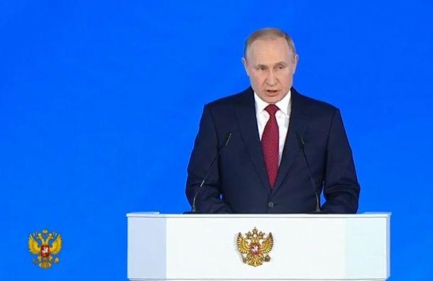 Источник: Путин выразил недовольство уборкой Санкт-Петербурга