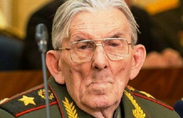 Экс-замминистра обороны СССР Шуралев скончался после ДТП с фургоном