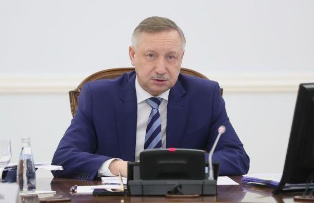 Беглов назвал Санкт-Петербург правовой столицей страны