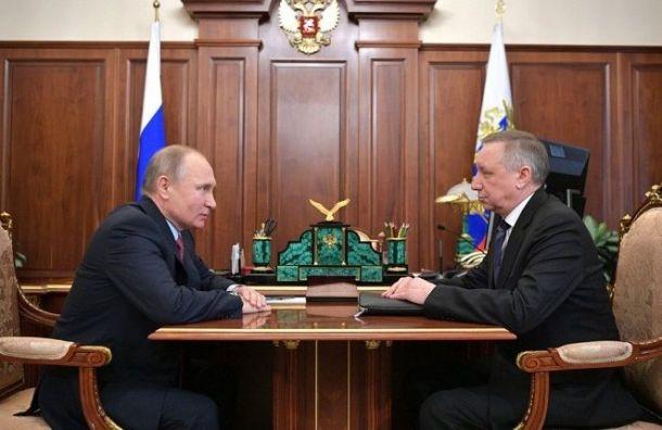Путин разрешил иностранцам приезжать в Санкт-Петербург по электронным визам