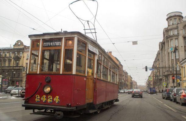 Регулярный туристический маршрут ретротрамвая запустят с 1 сентября