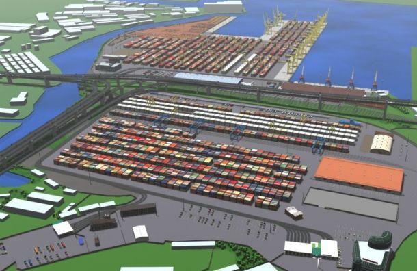 На модернизацию Лесного порта потратят 4 млрд руб.