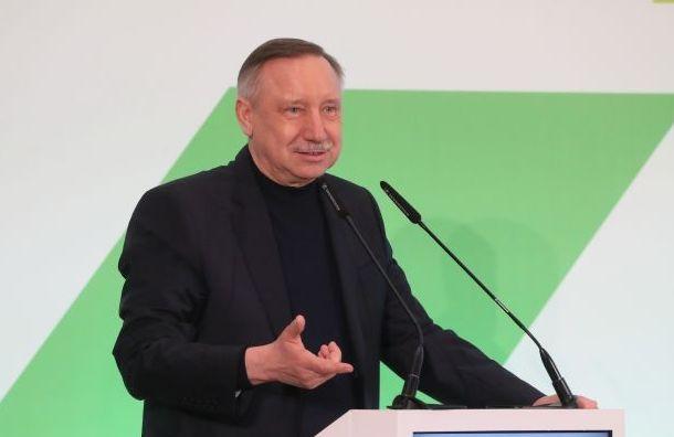 Беглов рассказал о невидимой работе Смольного по борьбе с коронавирусом