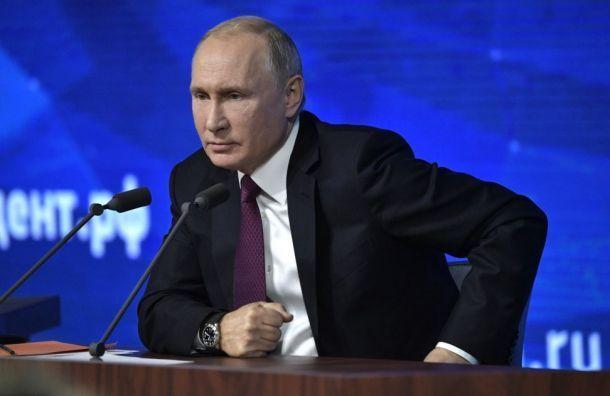 Путин прокомментировал нахождение ЧВК «Вагнера» в Ливии