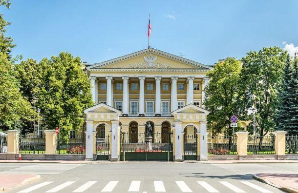 Руководитель охраны Беглова стал начальником аппарата губернатора