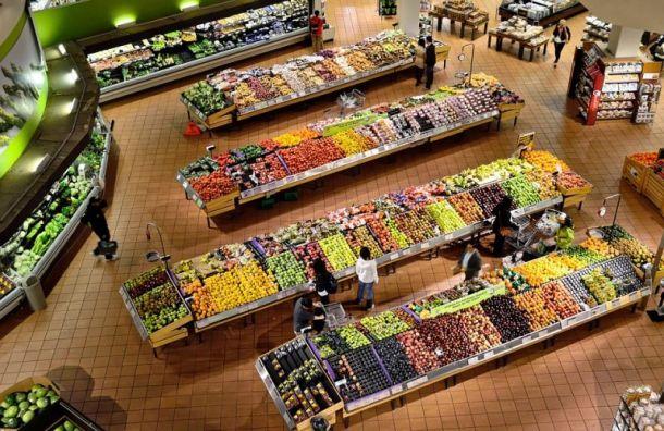 Prisma открыла крупный супермаркет в историческом здании