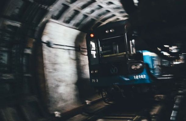 Пробный поезд добрался до станции «Шушары»