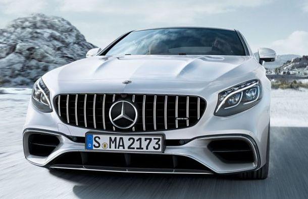 Неизвестные угнали у гендиректора фирмы Mercedes за 5 млн. руб.