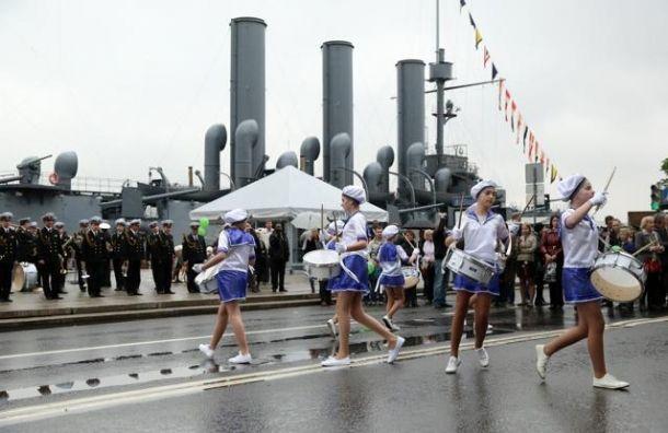 Из-за репетиции парада Победы перекроют Пеньковую улицу