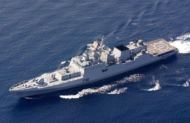 Индийский «Таркаш» прибудет в Санкт-Петербург с неофициальным визитом
