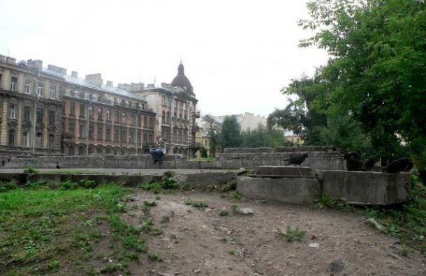 Общественное пространство появится на крыше бомбоубежища в сквере Цоя