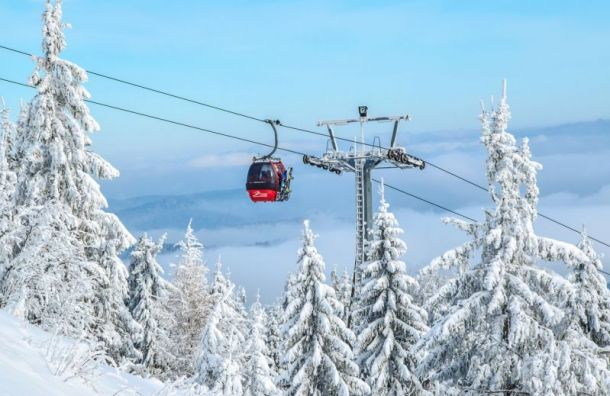 Санкт-Петербург признали самым популярным местом для горнолыжного туризма
