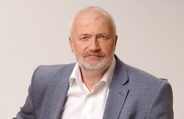 Михаил Амосов: «Охочусь за местом губернатора Санкт-Петербурга»