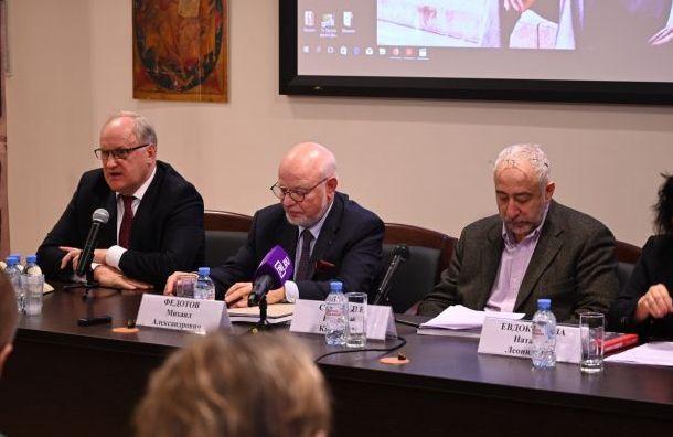 Глава СПЧ Федотов о возможной отставке: «Слухи я не комментирую»