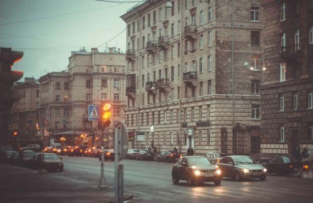 Дожди вернутся в Санкт-Петербург в середине рабочей недели