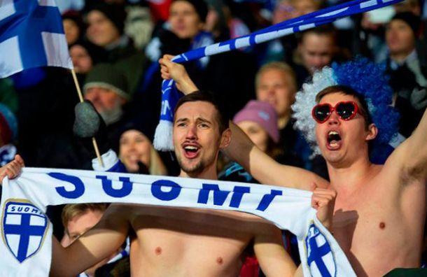 Матчи Евро-2020 в Санкт-Петербурге посетят около 50 тысяч болельщиков из Финляндии
