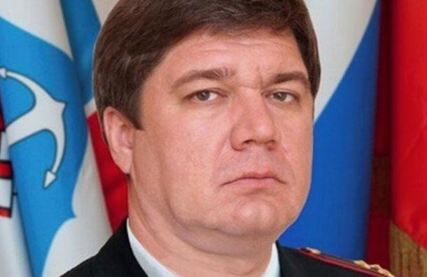 В петербургской главке МВД новый генерал, Путин одобрил