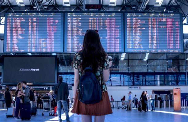 Рейс из Санкт-Петербурга в Москву отменён