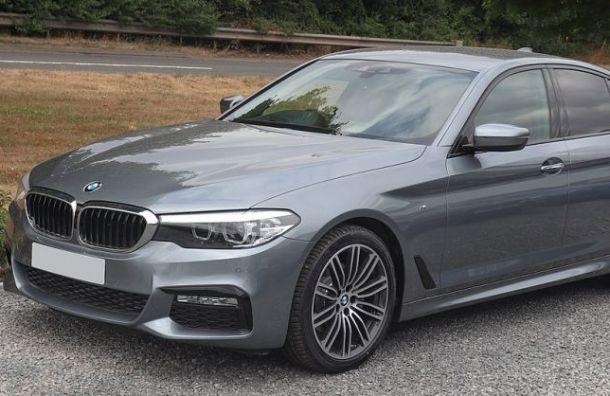 Самым продаваемым внедорожником в Санкт-Петербурге стал BMW 5 Series