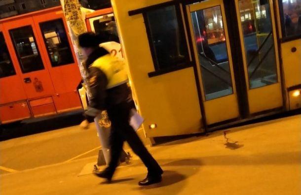 Автобус по 12-му маршруту оставлял за собой кровавый след