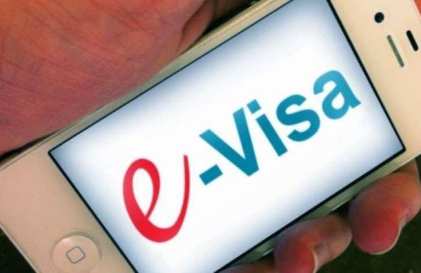 Иностранцы подали около 100 тысяч заявок на электронные визы в Санкт-Петербург