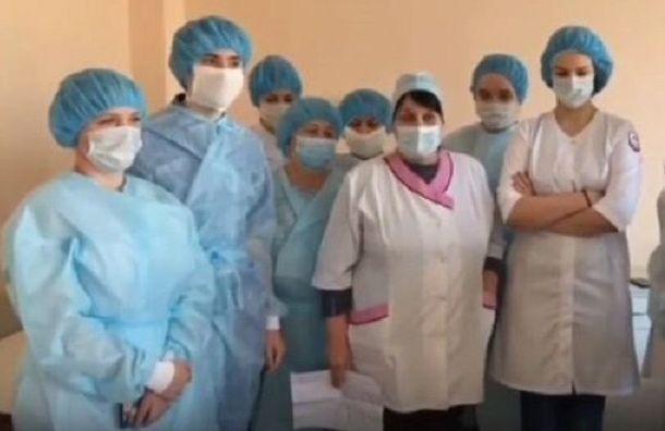 Врач Покровской больницы заразился коронавирусом