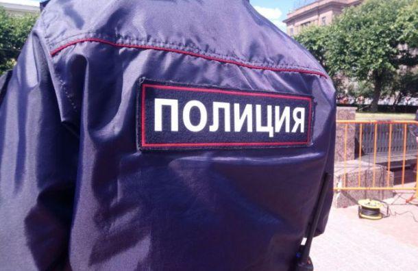 Петербургского полицейского уволили за избиение пенсионера