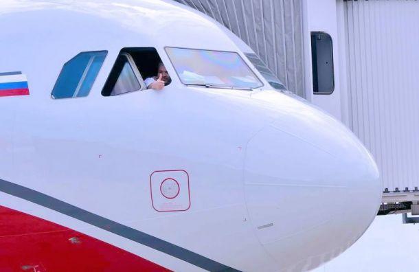 Вылет самолета из Санкт-Петербурга в Сочи задержали на 15 часов