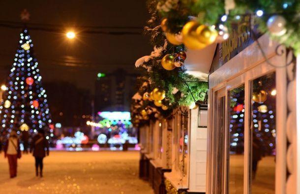 Рождественская ярмарка на два месяца затруднит движение в городе