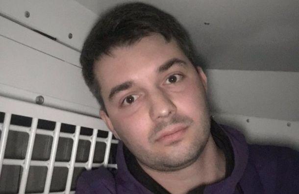 Полиция задержала кандидата в мундепы Федора Горожанко