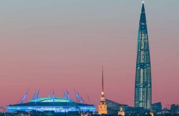 На время Евро-2020 в Санкт-Петербурге могут открыть вторую фан-зону
