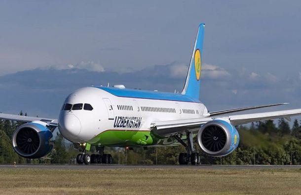 Следовавший из Санкт-Петербурга в Узбекистан самолет экстренно сел в Самаре