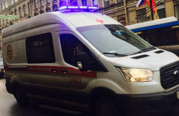 Пассажир «Лады» погиб после жуткого ДТП под Шлиссельбургом