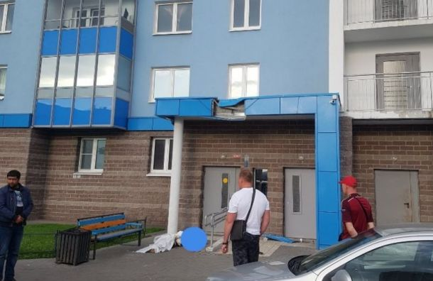 Женщину нашли мертвой у дома ЖК «Квартет»