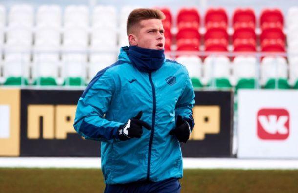 Защитник «Уфы» Круговой близок к переходу в «Зенит»