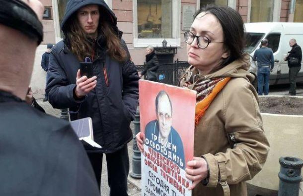 СК сообщил о новом подозреваемом в деле об убийстве Елены Григорьевой