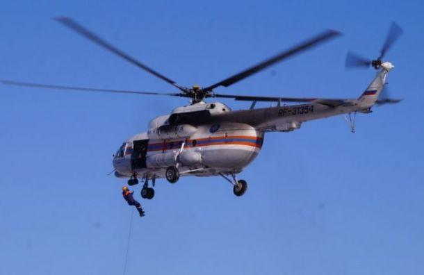 Спасатели спустили тела погибших альпинистов в Кабардино-Балкарии