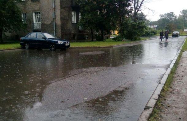 Водоканал перейдет на особый режим из-за грядущих ливней