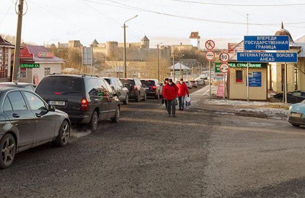 МИД назвал пункты пропуска туристов в Санкт-Петербурге по электронным визам