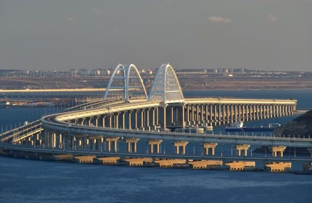 Поезд Санкт-Петербург — Севастополь первым пройдет по Крымскому мосту